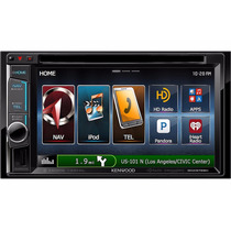 Dnx572bh Dnx-572bh Kenwood 6.2 Gps Mexico Touchscreen