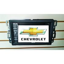 Estereo Pantalla Chevrolet Dvd Usb Mp3 Gps Touch Bt