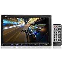 Tb Estereo Pyle Pldn74bti Double Din Tft Touchscreen, 7-inch