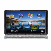 Auto Estereo 7 2din Touch Cd Dvd Sd/usb/bluetooth/tv/ipod