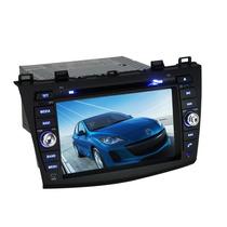 Auto Estereo Mazda 3 Pantalla Hd Dvd Gps Bluetooth Usb Sd