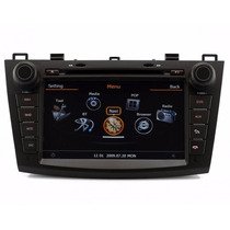 Estereo Mazda 3 Android Dvd Gps Mirrorlink Ipod 3g Wifi Bth