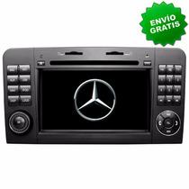 Autoestereo Navegador Gps Mercedes Benz Ml Gl Dvd Pantalla