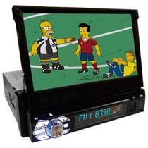 Auto Estereo+dvd+pantalla 7+bluetooth+envio$ 2,399.00