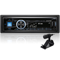 Estereo Alpine Cde-143bt Bluetooth Desmontable Usb Aux 2013