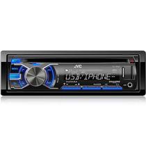 Autoestéreo Jvc Kd-r640 Con Cd/aux/usb Compatible Con Ipod