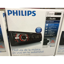 Auto Estéreo Bluetooth Usb Nuevo Marca Philips