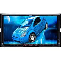 Tb Jvc Kwv40bt 7-inch D-din, Dvd/usb