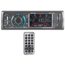 Autoestereo Digital Usb Sd Am Fm Aux Caratula Desmontable