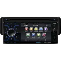 Stereo Boss Audio Bv7464b In-dash Single-din 4.6-inch Detach