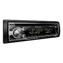 Stereo Pioneer Deh-x6700bs Din Simple Del Coche De Bluetooth