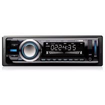 Auto Estereo Digital Lcd Aux Mp3 Usb Sd Ipod Celular Radiofm