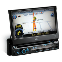 Stereo Boss Audio Bv9980nv In-dash Single-din 7-inch Motoriz