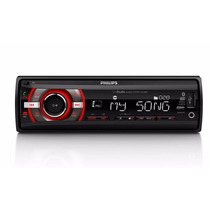 Autoestereo Philips Bluetooth Sd Usb Mp3 Ce135bt/55 Sin Cd