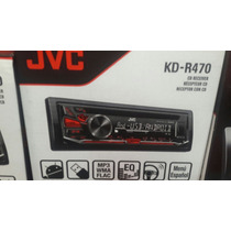 Autoestereo Jvc Kd-r470