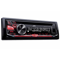 Autoestereo Jvc Cd Mp3 Aux Usb Android Kd-r470