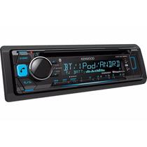 Autoestéreo Kenwood Kdc-bt365u Con Bluetooth Usb Auxiliar