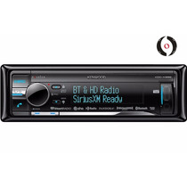 Autoestereo Kenwood Kdc-x998 Usb Bluetooth Iphone