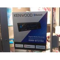 Autoestereo Kenwood Kmm-bt315u New 2016 Bluetooht Usb