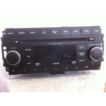 Autoestereo Original Chrysler Dodge Jeep 6 Cds Dvd Mp3 Aux
