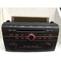 Autoestereo Original Mazda 3 6 Cds Radio Como Nuevo