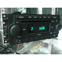 Estereo Original Chrysler, Dodge, Jeep. De Cd, Auxiliar Mp3.