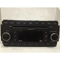 Autoestereo Original Chrysler Dodge Jeep Cd Mp3 Aux Remato