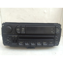 Autoestereo Original Chrylser Dodge Jeep Cd Radio Lo Remato