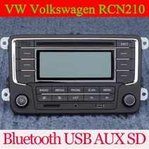Estéreo Vw Origuinal Rcn210 Vento Golf Amarok Bluethoo