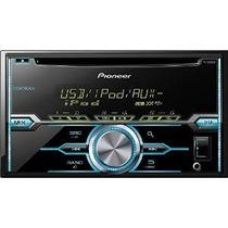 Pioneer Fhx520ui Doble Din Cd Player Con Mixtrax Y Ipod Comp