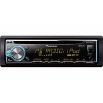 Autoestereo Pioneer Deh-x5800hd Usb Aux-in Audio Hd Mp3