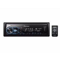 Autoestereo Pioneer Mvh-x385bt Control Iphone Y Android Usb