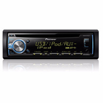Autostereo Pioneer Usb Deh-x3800ui Aux Iphone Ipod Android