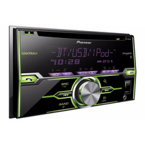 Pioneer 2015 Fh-x820bs Bluetooth Usb 3rca Iphone 6 6+ Androi