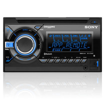 Autoestereo Sony Wx-gt90bt Bluetooth Iphone Android Usb 2014