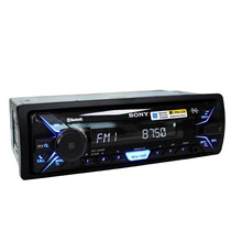 Autoestereo Sony Dsx-a400bt Bluetooth Usb Nfc Ipod