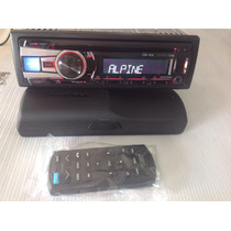 Estereo Alpine Cde -151e Usb,cd,mp3,aux. Control Original