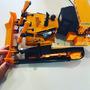Excavadora Radio Control New Bright