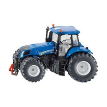 Toy Tractor Agricola - Siku New Holland T8.390 1:32 Miniatur