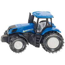 Toy Tractor Agricola - Siku New Holland T8.390 Miniatura