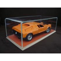 Capelo/cabina Exhibidor Para Automodelismo En Acrilico Ford