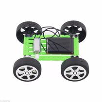 Kit De Robótica Infantil Mi Primer Carro Solar Armable