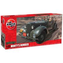 Kit Car Model - Airfix 1:32 Humber General De Monty