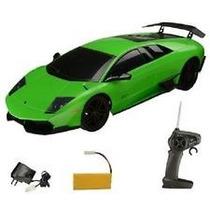 Lamborghini Radio Control Escala 1/18 Padrisimo