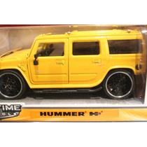 Jada Big Time Muscle Hummer H2 Escala 1:32