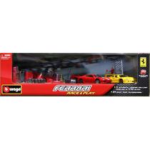 Ferrari Coleccion 4 Coches Burago Escala 1/43 Envio Gratis