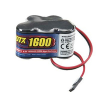 Bateria Duratrax Nimh 5 Cell 6v 1600 Carros R/c Rx U Dtx2012