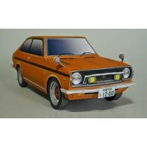 Datsun 1972 (modelo Para Armar En Papel)