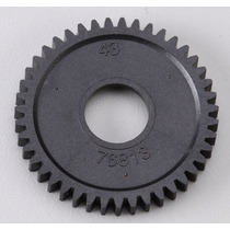 Hpi 76843 Racing Spur Gear 43t 1m Nitro 2-speed Nitro 3