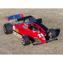 Ferrari 126 C2 Gran Premio De Mónaco